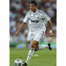 Cristiano Ronaldo 8X10 Photo - World Cup Star! #13