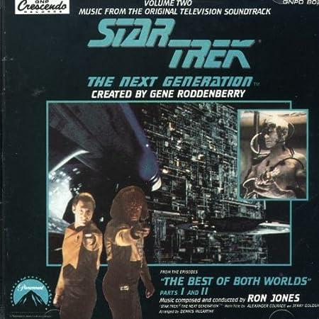 Star Trek Next Generation Vol 2: Ron Jones: Amazon.es: Música