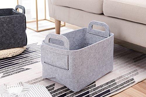 Collapsible & convenient storage bin