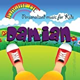 Imagine Me - Personalized just for Damian - Pronounced ( Day-Mee-Aun ) by Personalized Kid Music