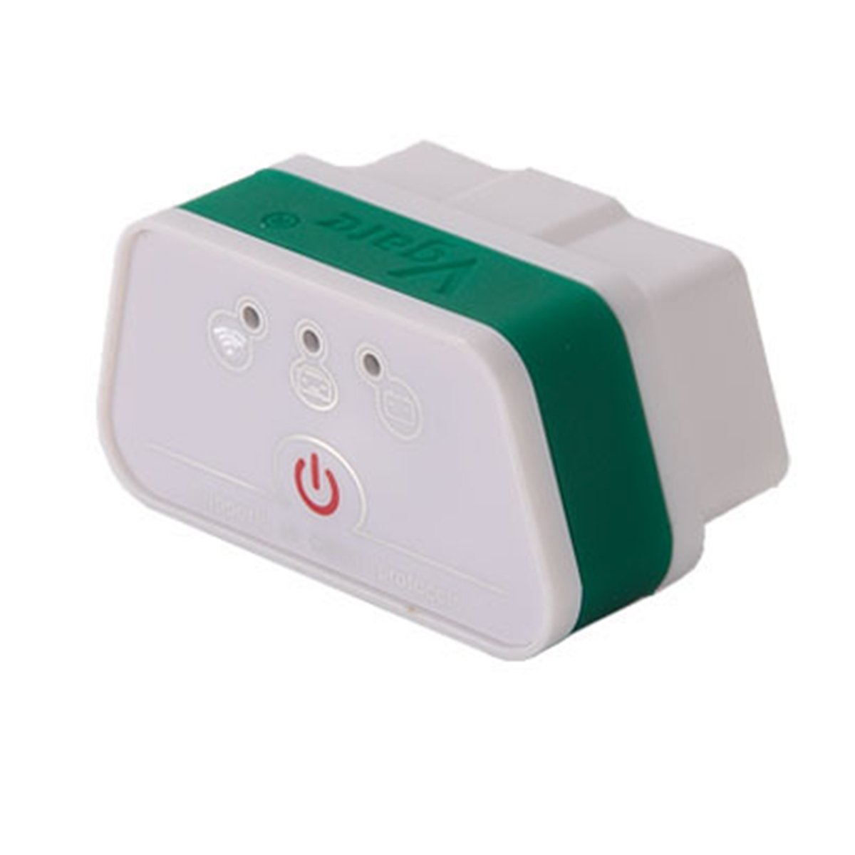 IDS Home ELM327 Wi-Fi OBD2 Car Diagnosis - White + Green