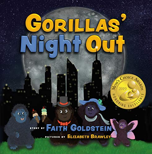 Gorillas' Night Out by [Goldstein, Faith]