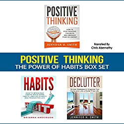 Positive Thinking: The Power of Habits Box Set