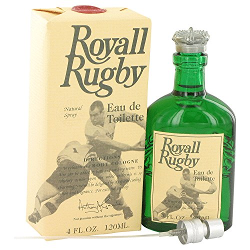 Royall Rugby By ROYALL FRAGRANCES FOR MEN 4 oz All Purpose Lotion / Cologne