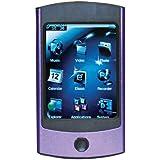 Mach Speed ECLIPSE- 2.8V PURPLE 4GB 2.8 Inch Mp4 Player (Purple)