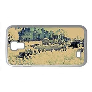 Magic Winter Watercolor style Cover Samsung Galaxy S4 I9500 Case (Winter Watercolor style Cover Samsung Galaxy S4 I9500 Case)