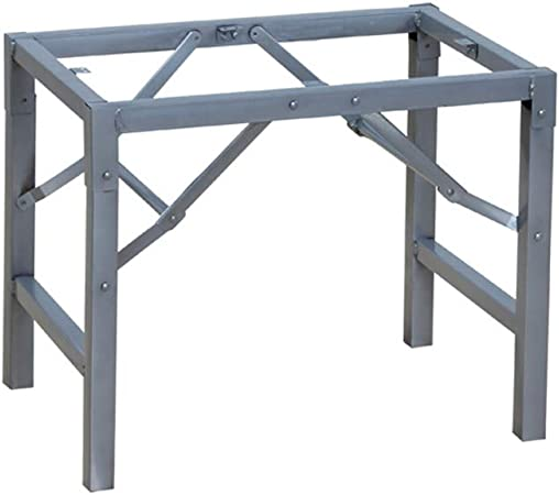 Table Table DZWSD Pliant Fer forgéCadre de Pieds en de 8nXOkN0Pw