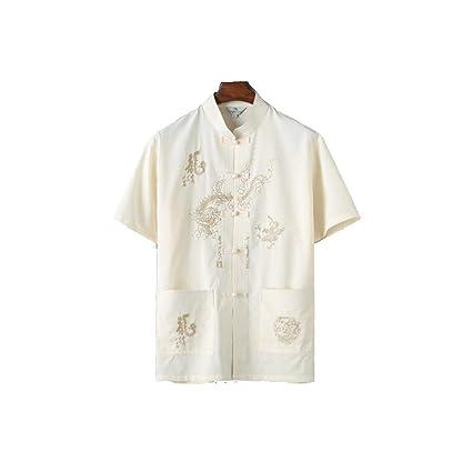 FUYY Camiseta De Tai Chi Ropa De Mediana Edad Ropa Lay ...