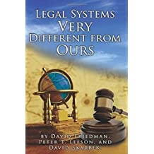 Legal Systems Very Different from Ours