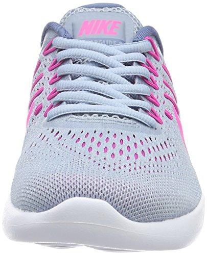 Tint Mujer Azul Zapatillas Grey de Pink Ocean Blast Fog 8 Blue Nike Entrenamiento Lunarglide Blue YX7aqa