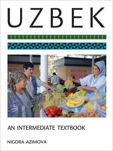 Uzbek  An Intermediate Textbook