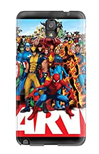 High Quality Anna Paul Carter Marvel Skin Case Cover Specially Designed For Galaxy - Note 3