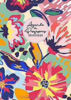 Cuaderno Del Profesor 2019 2020: Agenda Profesor Din A4 2019 ...