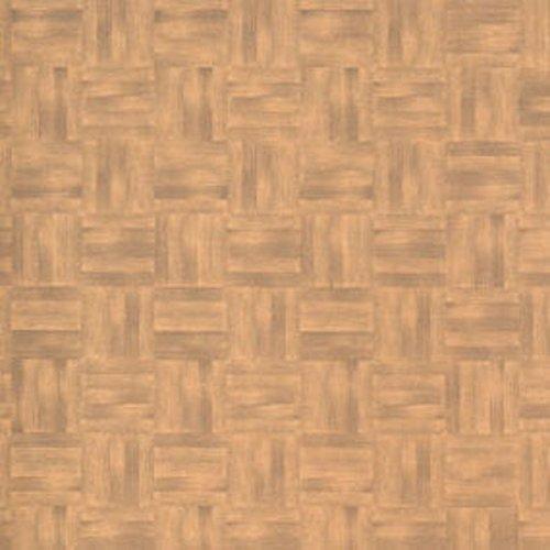 Dollhouse Miniature Square Parquet Wood Floor Paper