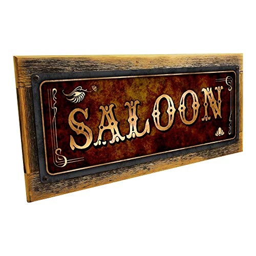Homebody Accents Framed Saloon 6