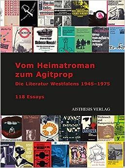 Book Vom Heimatroman zum Agitprop