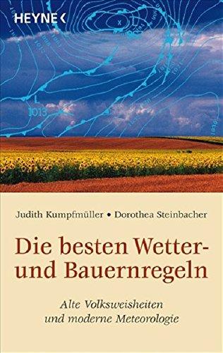 Die besten Wetter- und Bauernregeln: Alte Volksweisheiten & moderne Meteorologie