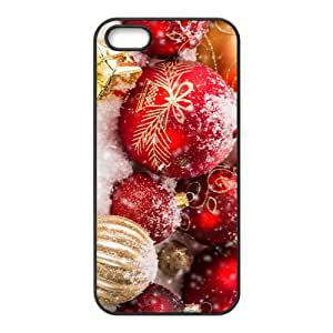 Lovely Christmas Hight Quality Plastic Case for Iphone 5s by lolosakes