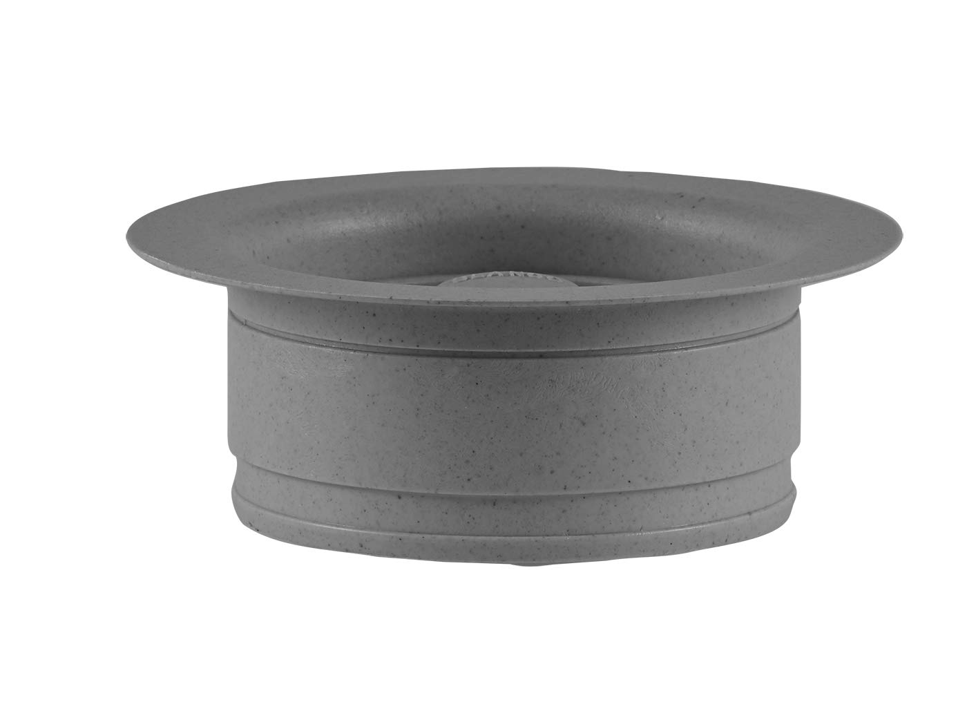 BLANCO 442229 SILGRANIT Coordinated Sink Waste Flange, 3.5'', Metallic Gray by Blanco