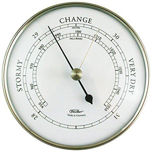 fischer-instruments-15-01-starinless-steel-4-barometer-by-fischer-instruments