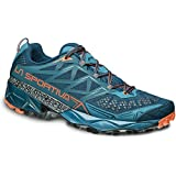 La Sportiva Akyra Trail Running Shoes – AW18-10.5 – Blue For Sale