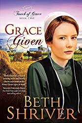 Grace Given (Touch of Grace Book 2)