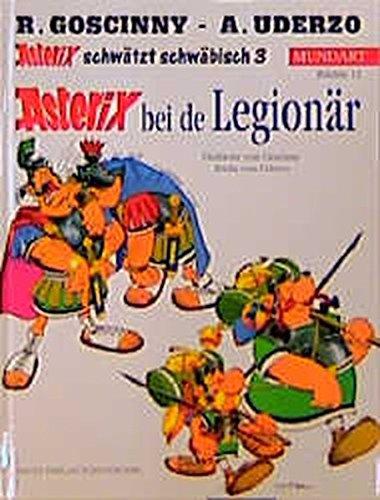 Asterix Mundart Geb Bd.12 Asterix Bei De Legionär