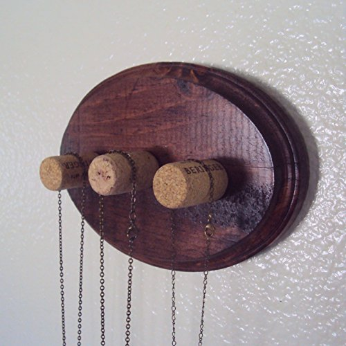 Bohemian Necklace Holder - Rustic Boho-Chic Jewelry Display