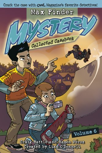 Max Finder Mystery Collected Casebook Volume 6 ebook