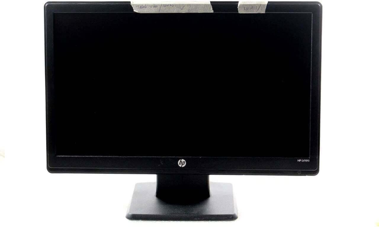 """HP LV1911 18.5"""" Widescreen LED-Backlit LCD Monitor"""