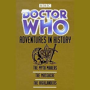 Doctor Who: Adventures in History Radio/TV Program