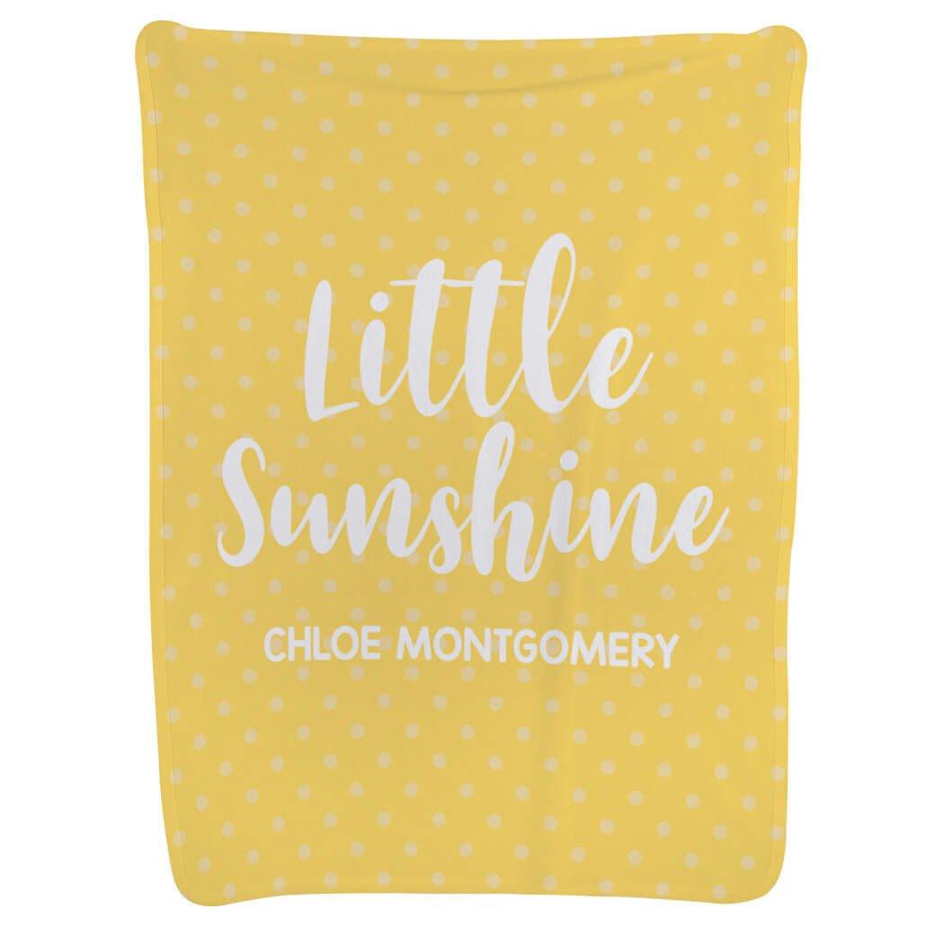 Baby & Infant Blanket | Little Sunshine