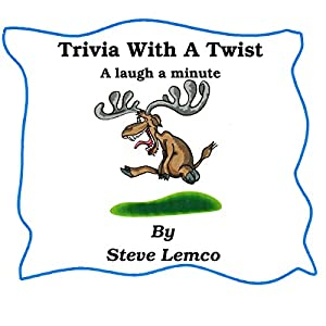Trivia with a Twist: A Laugh a Minute Audiobook