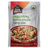 Club House, Organic Stir-Fry Seasoning Mix, Kung Pao, 45g