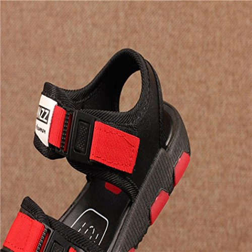 Lace Baby Sports Chelsea Outdoor Toddler F Ankle VEMOW Toe up Boy Zipper Summer New Warm Boots Closed Shoes Sandals Flip Beach Sneakers red Flats Flops Girl Kids Child tt6UqxO