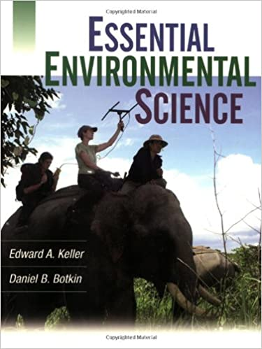 Essential environmental science edward a keller daniel b essential environmental science edward a keller daniel b botkin 9780471704119 amazon books fandeluxe Gallery
