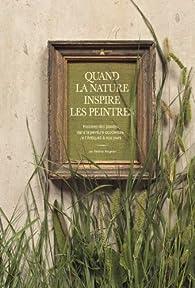 Quand la nature inspire les peintres par Hélène Mugnier