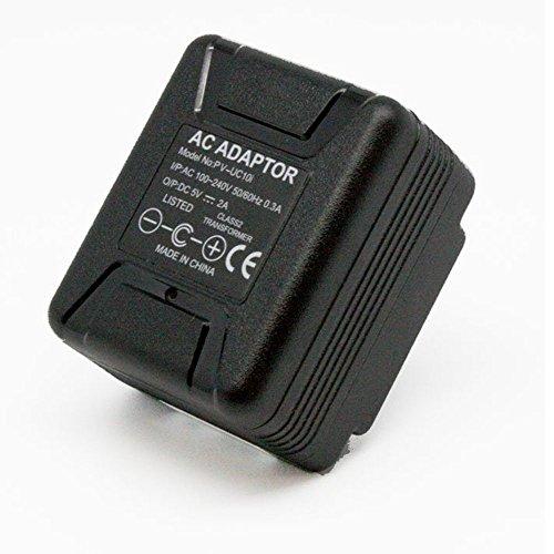 LawMate Law Grade Professional Covert Video Surveillance PV-UC10I USB Adapter Hidden Camera w/DVR & Wi-Fi Remote Viewing - NON-AUDIO Video Surveillance with 32GB Micro SD Card
