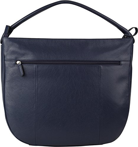 35 Shoulder Starlight Picard Leather Bag Midnight Cm wZIqf15q