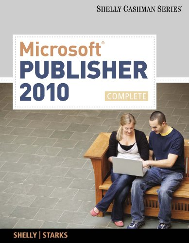 Microsoft Publisher 2010: Complete (SAM 2010 Compatible Products) Pdf