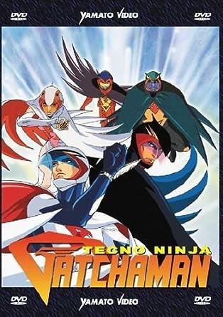 Tecno Ninja Gatchaman [Italia] [DVD]: Amazon.es: Noboru ...