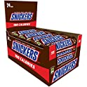 24 Ct Snickers 100 Calories Chocolate Candy Bars, 0.76 Oz