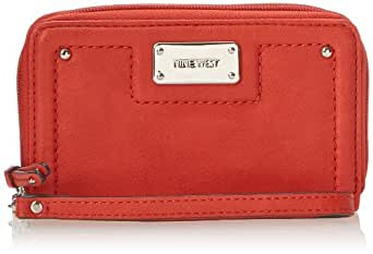 Nine West Wallet,Flame,One Size