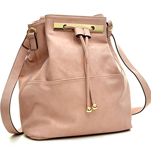 dasein-fashion-leather-convertible-drawstring-bucket-bag-and-backpack