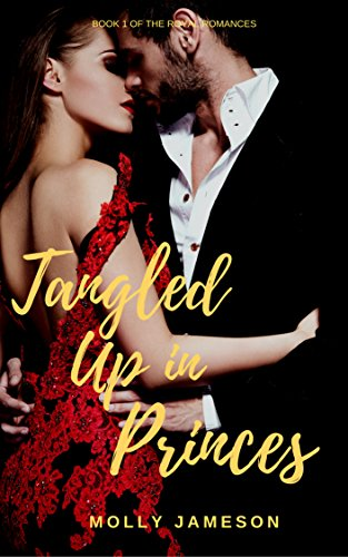 Tangled Up In Princes by Molly Jameson ebook deal