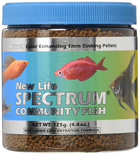 Spectrum Community Formula - New Life Spectrum Community Sinking Food, 125G