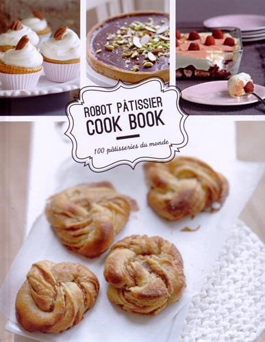 Robot Pâtissier COOK BOOK