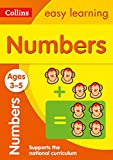 Numbers: Ages 3-5 (Collins Easy Learning Preschool)