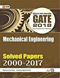 Gate Paper Mechanical Engineering 2018 (Solved Papers 2000-2017)