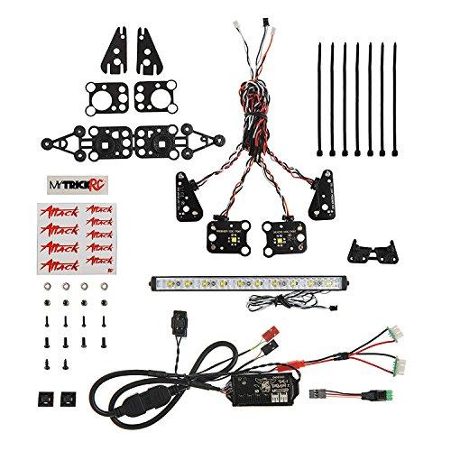 (TRX4 DG-1 Dragon Light Bar Kit- For Traxxas TRX-4 Defender)